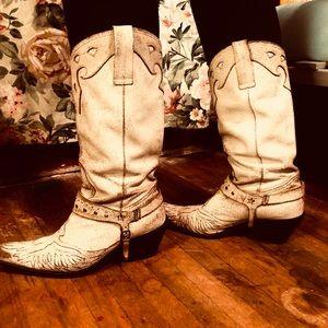 Shoes - Designer Cowboy Boots